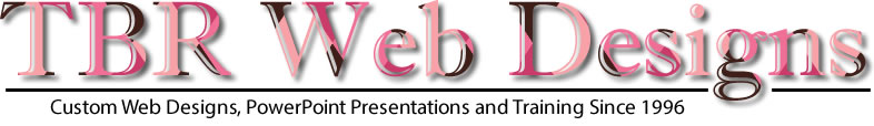TBR Web Designs Logo